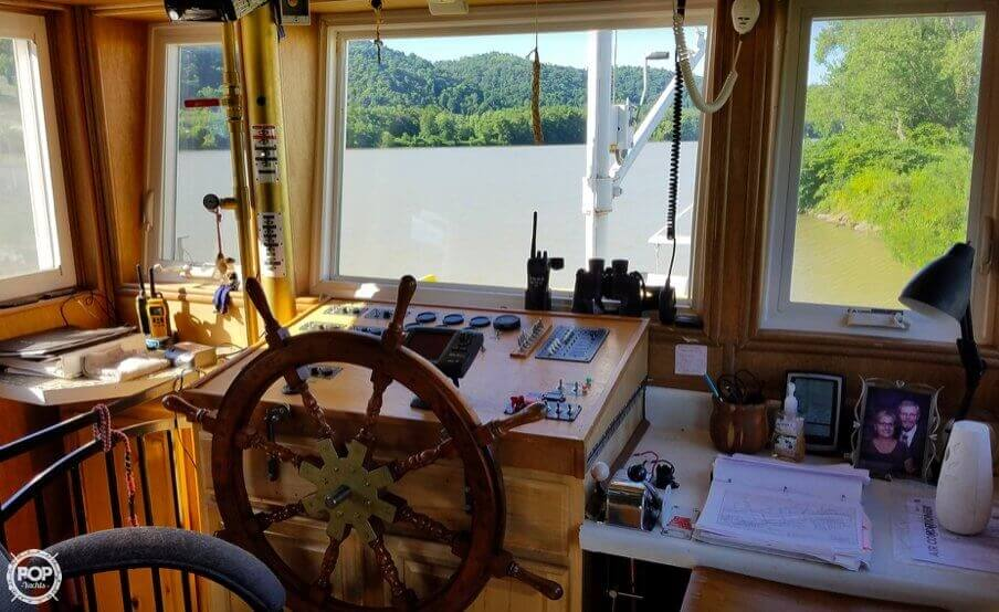 2013 Custom boat for sale, model of the boat is 56' Sternwheeler & Image # 25 of 40