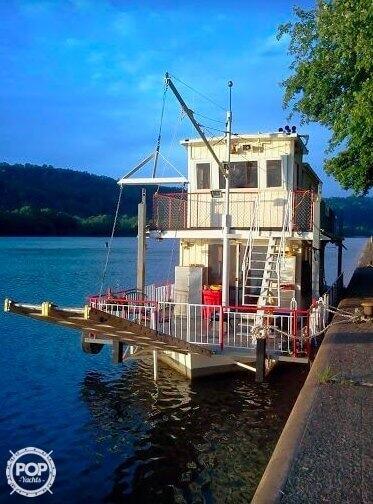 2013 Custom boat for sale, model of the boat is 56' Sternwheeler & Image # 40 of 40