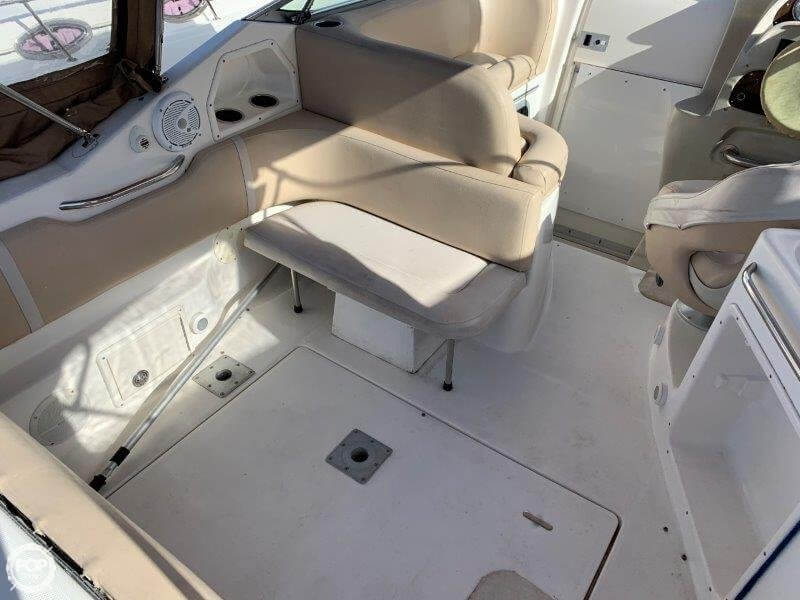 2004 Chaparral boat for sale, model of the boat is 260 Signature & Image # 31 of 40