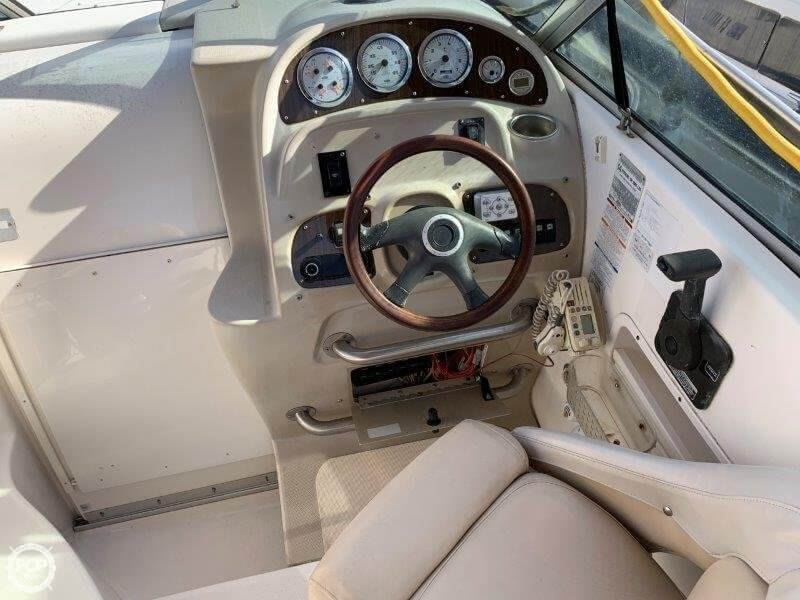 2004 Chaparral boat for sale, model of the boat is 260 Signature & Image # 33 of 40