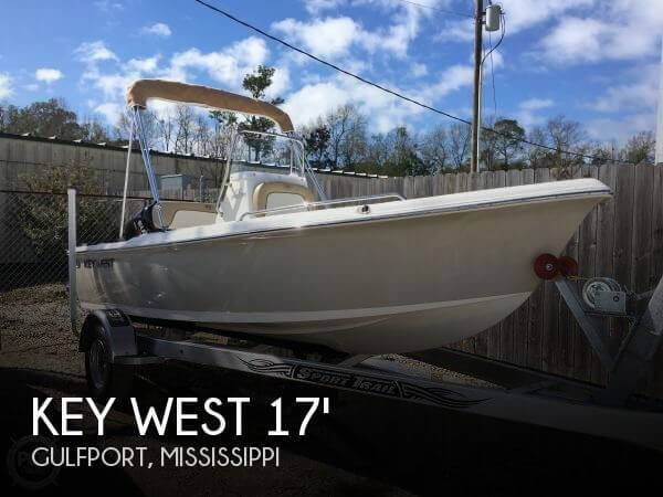 Used Key West Boats For Sale by owner | 2017 Key West 17