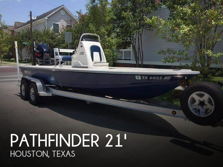 Used Pathfinder Boats For Sale by owner | 2009 Pathfinder 21