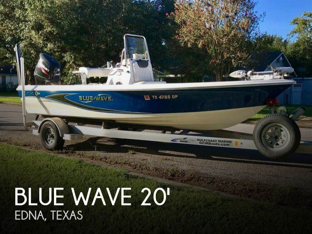 Used Blue Wave Boats For Sale by owner | 2016 Blue Wave 20