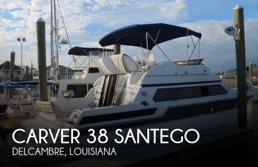 1988 Carver 38 Santego