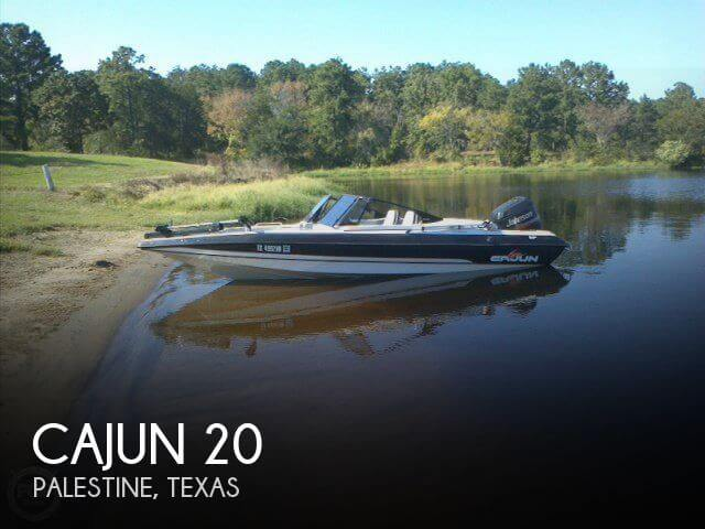 Used CAJUN Boats For Sale by owner | 1995 Cajun 20
