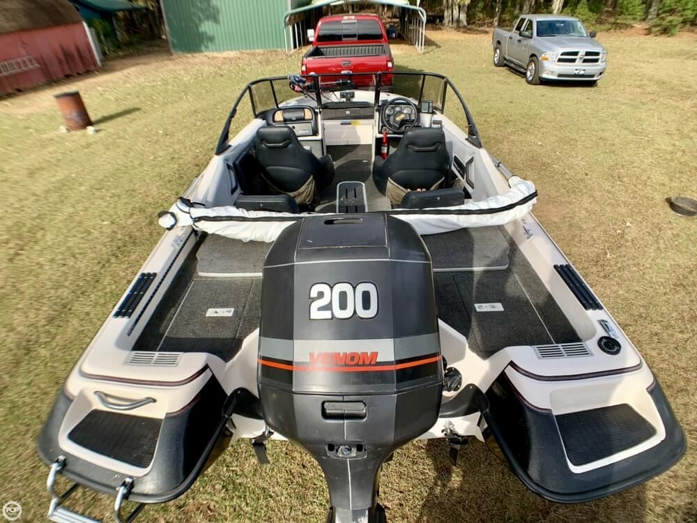 1995 Cajun boat for sale, model of the boat is 20 & Image # 3 of 40