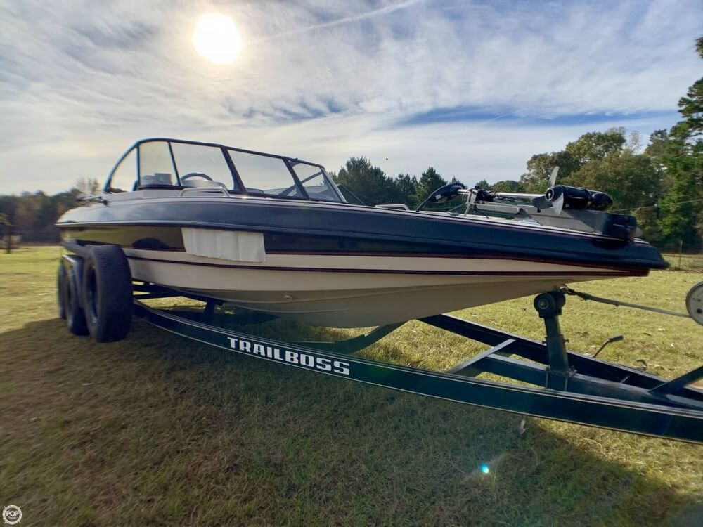 1995 Cajun boat for sale, model of the boat is 20 & Image # 7 of 40