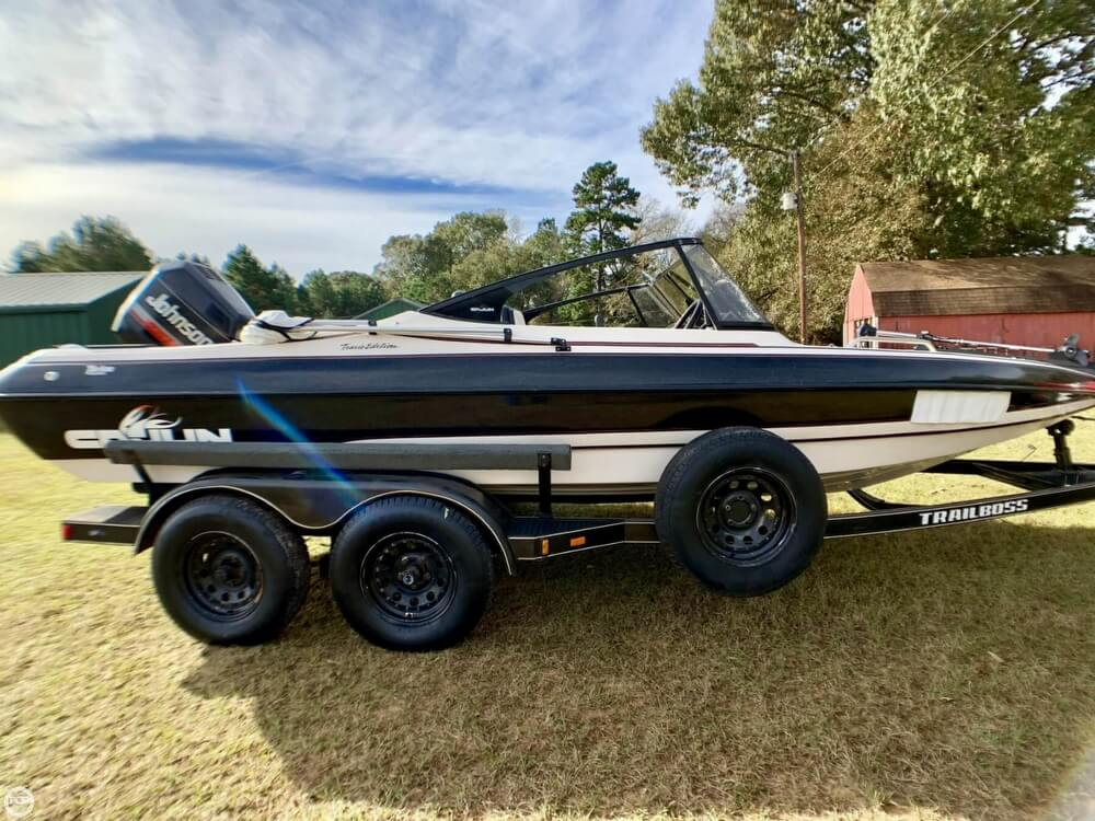 1995 Cajun boat for sale, model of the boat is 20 & Image # 8 of 40