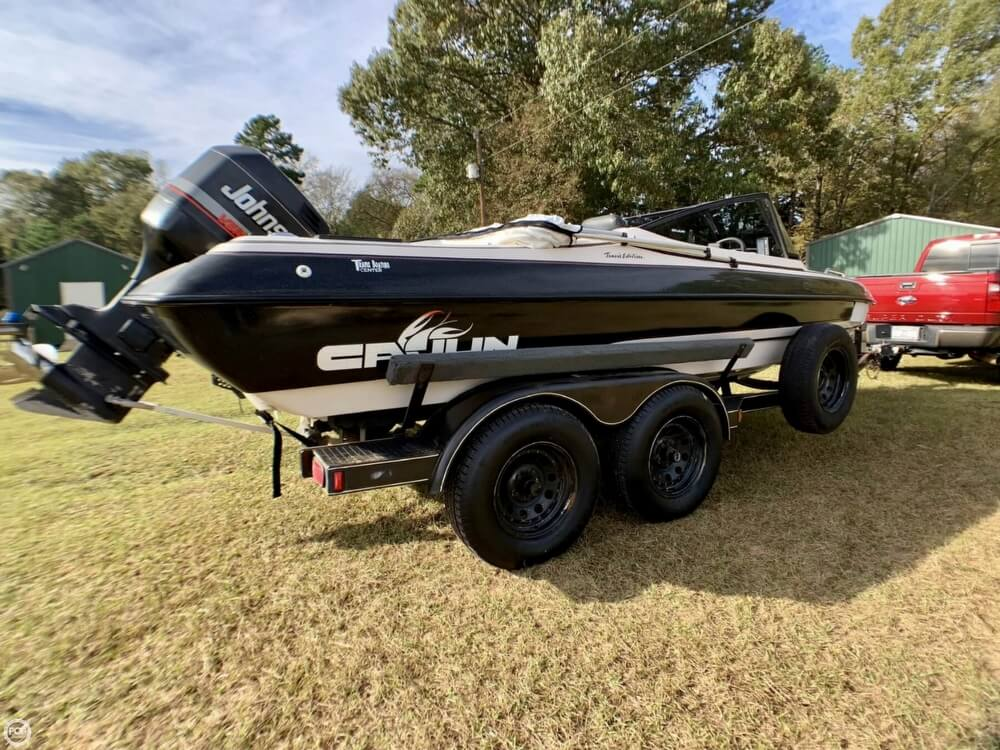 1995 Cajun boat for sale, model of the boat is 20 & Image # 9 of 40