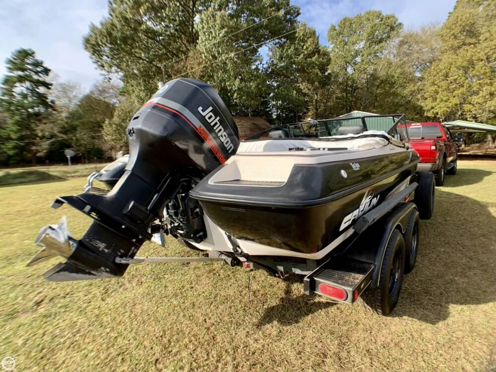1995 Cajun boat for sale, model of the boat is 20 & Image # 10 of 40