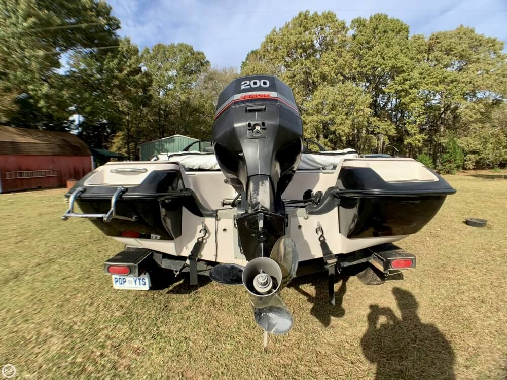 1995 Cajun boat for sale, model of the boat is 20 & Image # 11 of 40