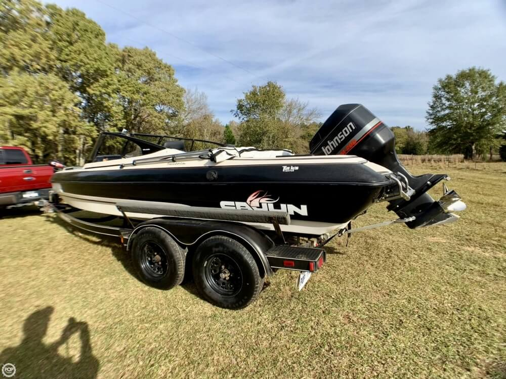 1995 Cajun boat for sale, model of the boat is 20 & Image # 13 of 40