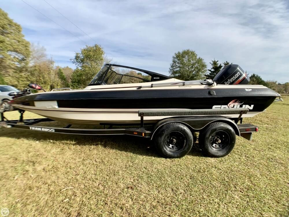 1995 Cajun boat for sale, model of the boat is 20 & Image # 14 of 40