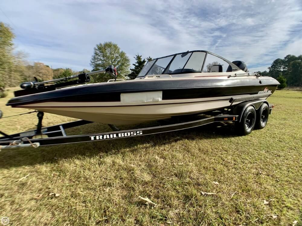 1995 Cajun boat for sale, model of the boat is 20 & Image # 15 of 40