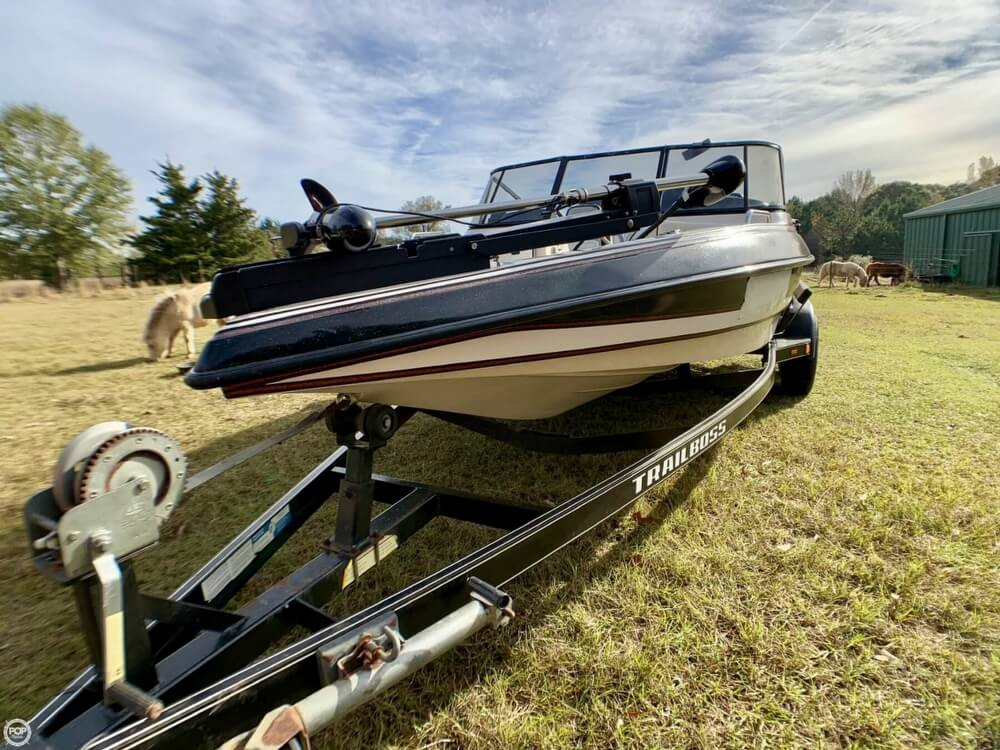 1995 Cajun boat for sale, model of the boat is 20 & Image # 16 of 40