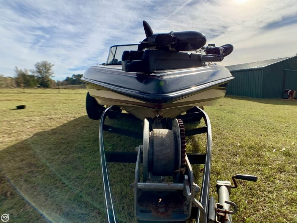 1995 Cajun boat for sale, model of the boat is 20 & Image # 17 of 40