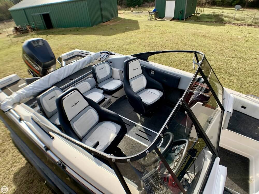 1995 Cajun boat for sale, model of the boat is 20 & Image # 19 of 40