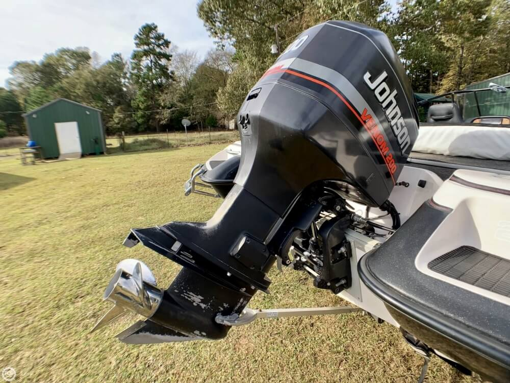 1995 Cajun boat for sale, model of the boat is 20 & Image # 27 of 40