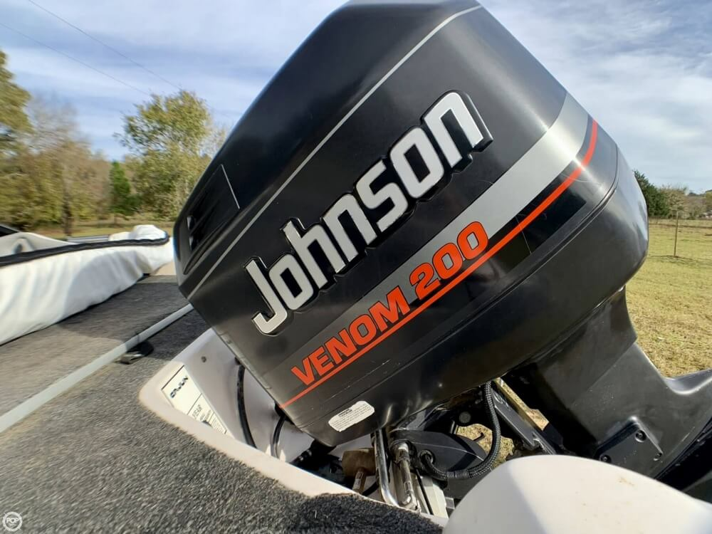 1995 Cajun boat for sale, model of the boat is 20 & Image # 33 of 40