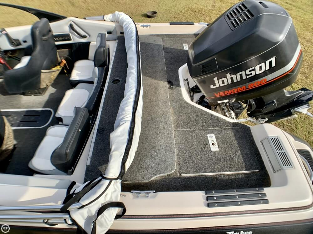 1995 Cajun boat for sale, model of the boat is 20 & Image # 40 of 40