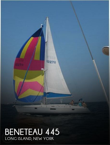 Used Sailboats For Sale in New York by owner | 1993 Beneteau 44