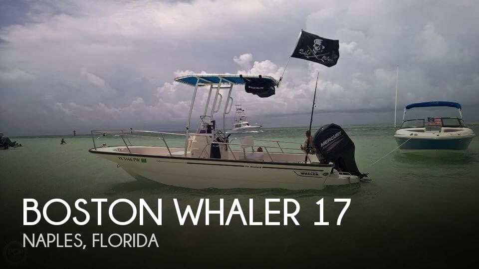 Used Boston Whaler 17 Boats For Sale by owner | 2014 Boston Whaler 17