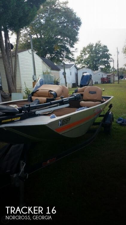 Used Sun Tracker Boats For Sale in Georgia by owner | 2018 Tracker 16