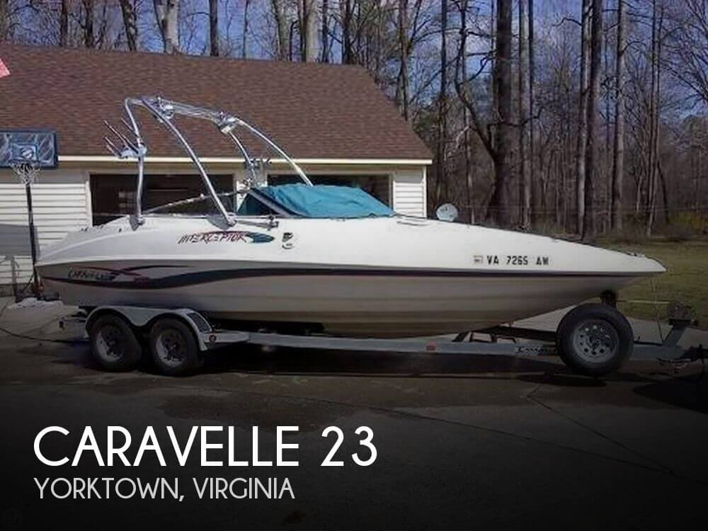 Used Caravelle Boats For Sale by owner | 2000 Caravelle 23