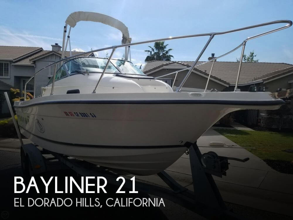 Used Bayliner 21 Boats For Sale by owner | 2000 Bayliner 21