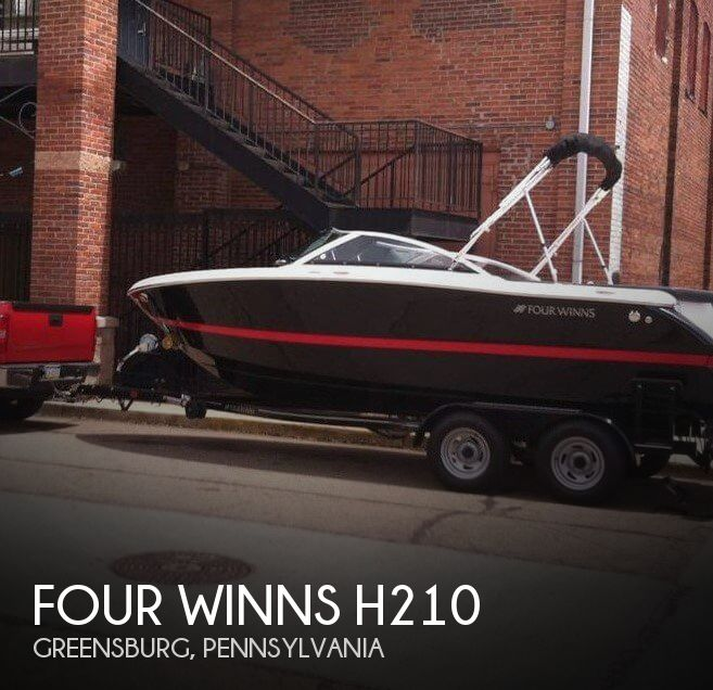 Used FOUR WINNS Ski Boats For Sale by owner | 2013 Four Winns 20