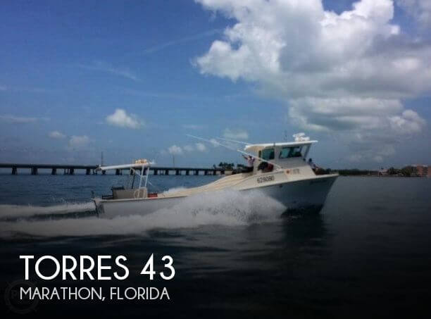 Used Boats For Sale by owner   1980 Torres 43
