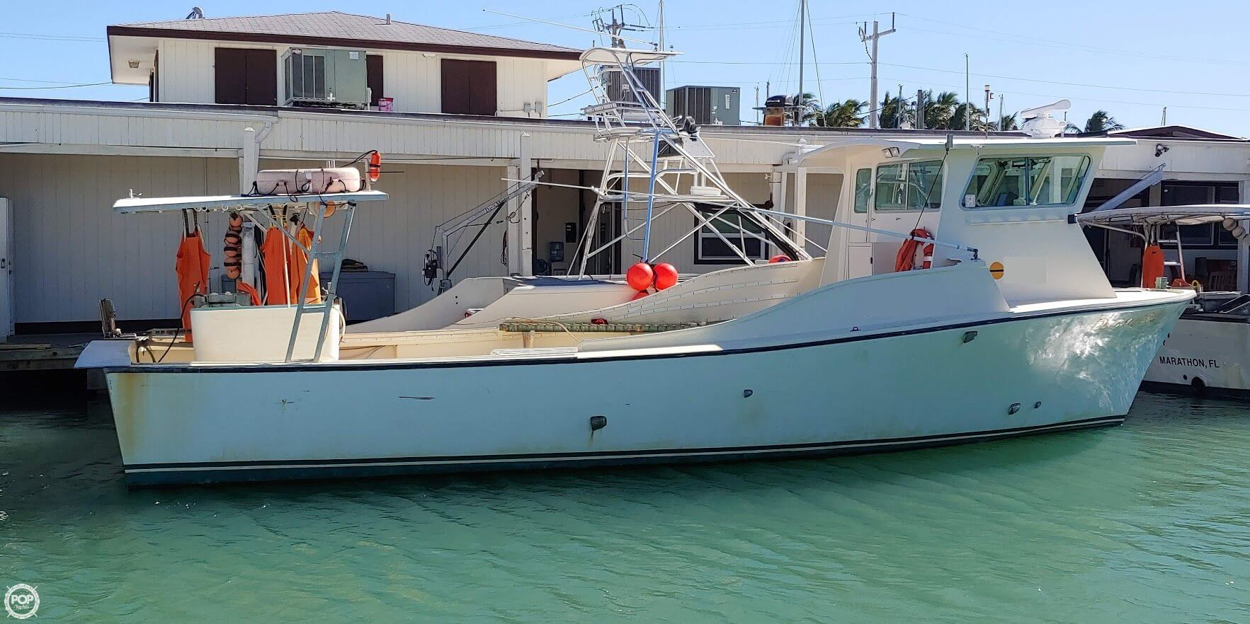 Lobster Boats For Sale >> Torres 43 Yacht For Sale In Marathon Fl For 221 200 164537