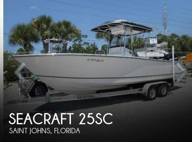 Used SEACRAFT Boats For Sale by owner   2005 SeaCraft 25
