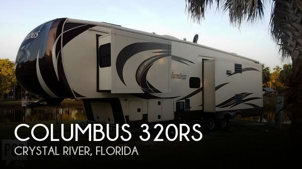2014 Forest River Columbus 320RS