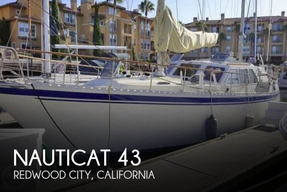 Used Boats For Sale in Santa Cruz, California by owner | 1983 Nauticat 43