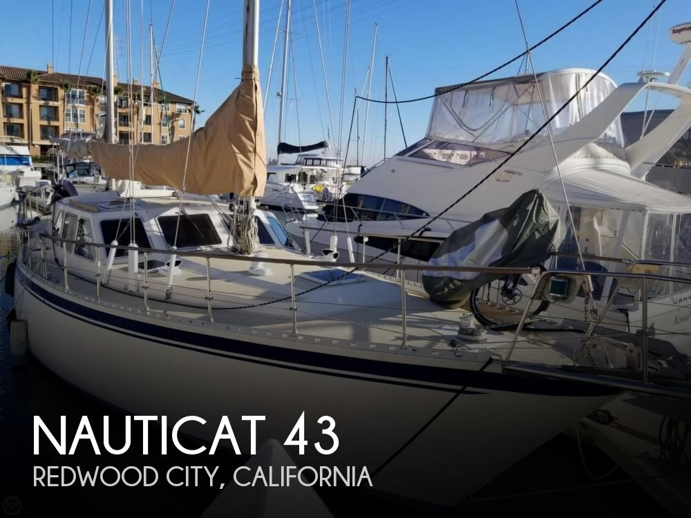 1983 Nauticat boat for sale, model of the boat is 43 & Image # 1 of 40
