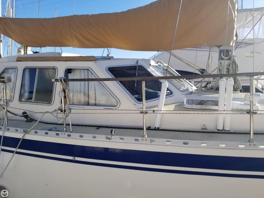 1983 Nauticat boat for sale, model of the boat is 43 & Image # 10 of 40