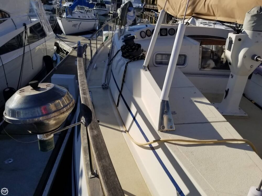 1983 Nauticat boat for sale, model of the boat is 43 & Image # 27 of 40