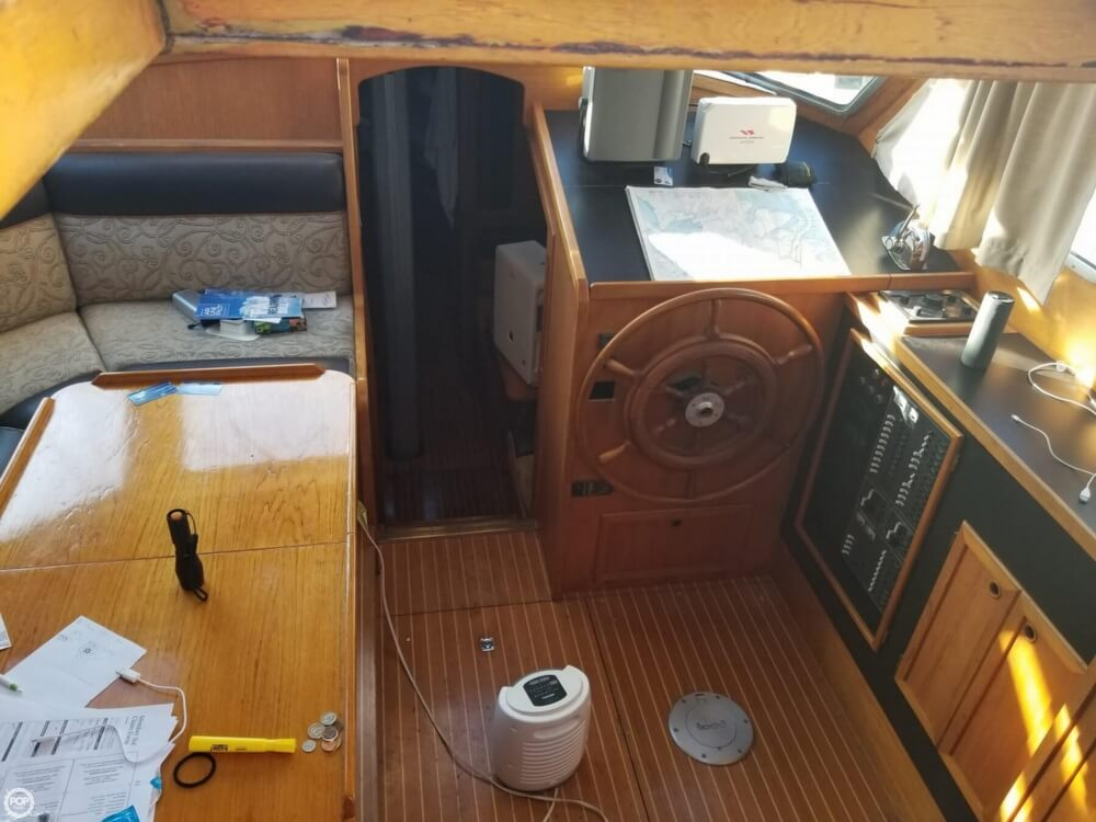 1983 Nauticat boat for sale, model of the boat is 43 & Image # 3 of 40