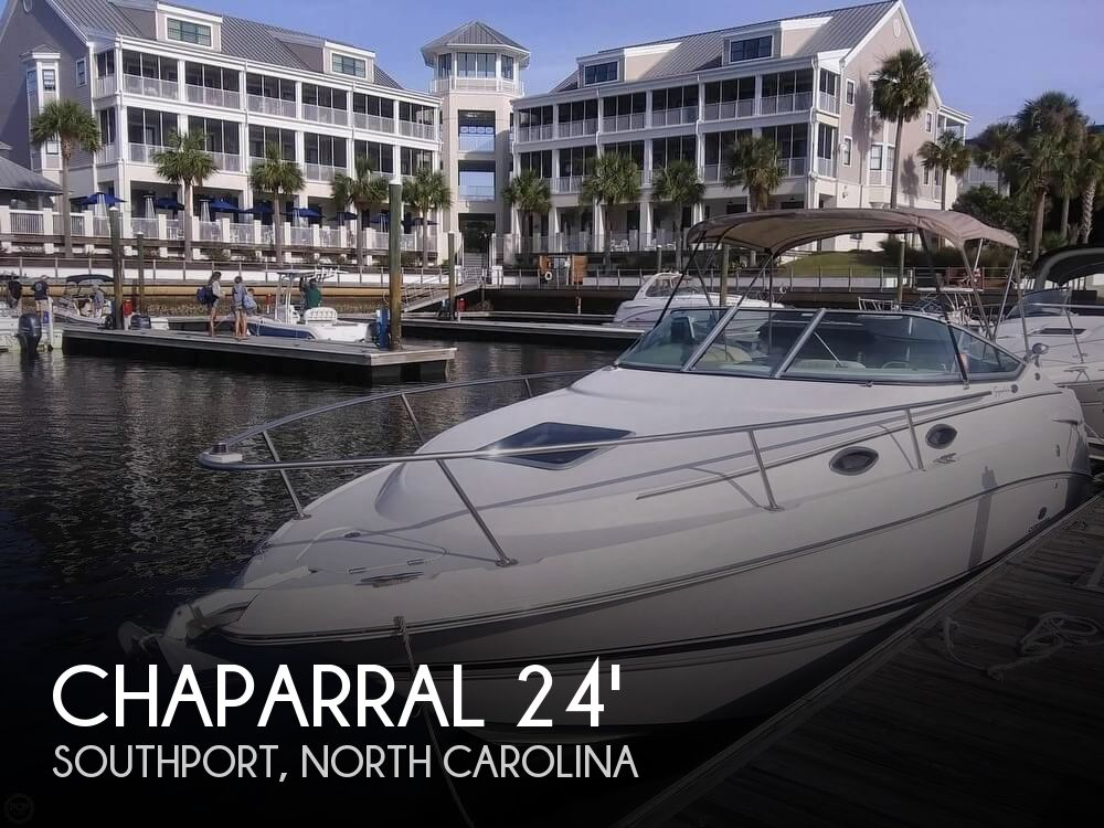 Used Chaparral 240 Signature Boats For Sale by owner | 2005 Chaparral 240 Signature