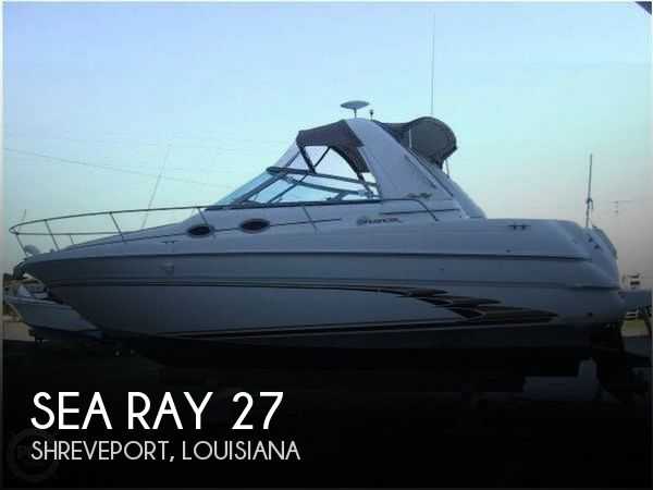 Used Boats For Sale in Shreveport, Louisiana by owner | 1997 Sea Ray 27