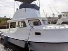 1988 Harkers Island 32 Cruiser Core Sounder - #1