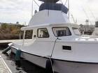1988 Harkers Island 32 Cruiser Core Sounder - #4