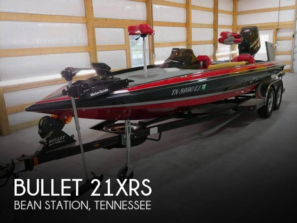 Used BULLET Boats For Sale by owner | 2014 Bullet 21
