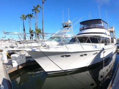 Lien Hwa 47 Cockpit Motor Yacht, 52', for sale - $120,000