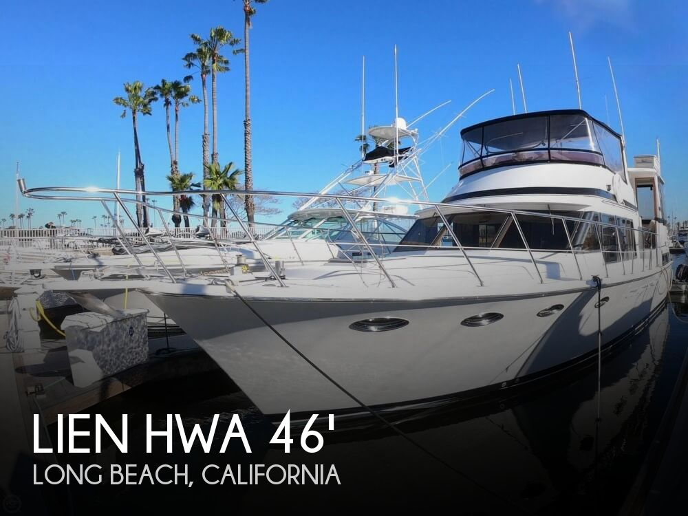 SOLD: Lien Hwa 47 Cockpit Motor Yacht boat in Long Beach, CA | 164622