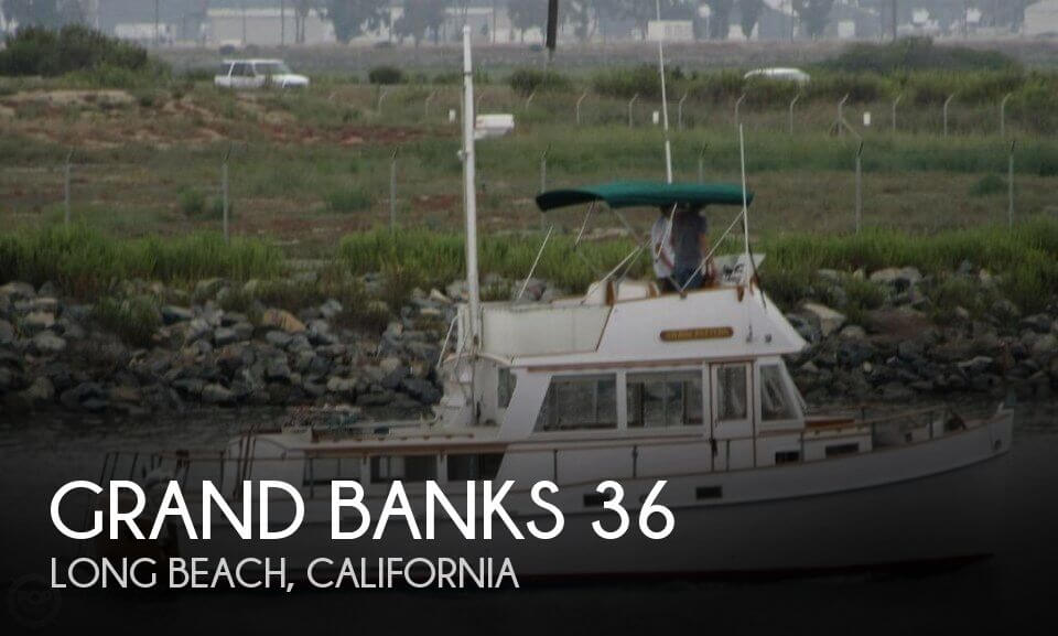 Used GRAND BANKS Boats For Sale by owner | 1966 Grand Banks 36