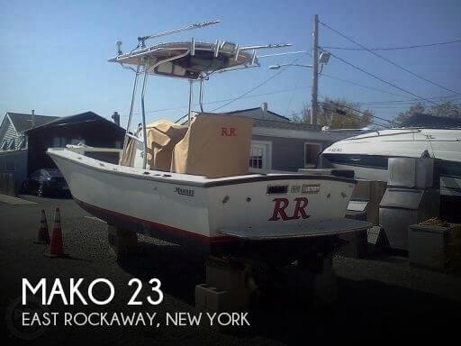 Used MAKO 23 Boats For Sale by owner   1980 Mako 23