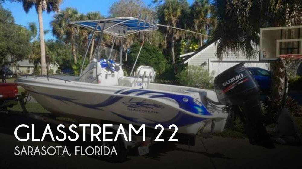 Used Glasstream Boats For Sale by owner | 2014 Glasstream 22