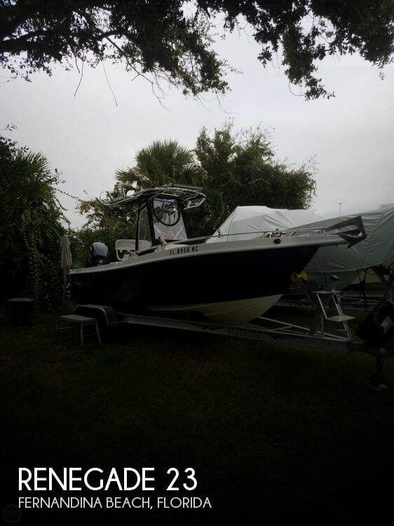 Used Renegade Boats For Sale by owner | 2006 Renegade 23